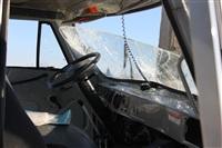 """На трассе М2 автомобиль """"скорой"""" столкнулся с автовозом., Фото: 14"""