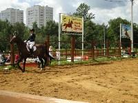 Соревнования по конкуру в ЦПКиО 1.08.2015, Фото: 13