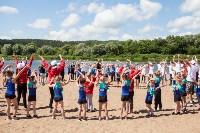 Акробаты и боксеры в летнем лагере, Фото: 117