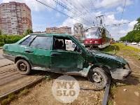 Серьезное ДТП на Зеленстрое: водитель «девятки» от удара вылетел из машины, Фото: 16