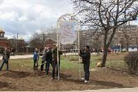 Закладка вишнёвого сада в Заречье 18 апреля 2015 года, Фото: 62