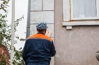 Группа быстрого реагирования УФССП помогла повторно за долги отключить тулячке газ, Фото: 22