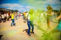 В Туле прошел фестиваль красок и летнего настроения, Фото: 128