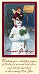 Старинные рождественские открытки, Фото: 25