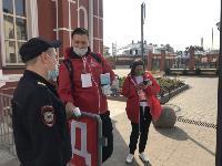 Тулякам и гостям нашего города помогают волонтеры, Фото: 7