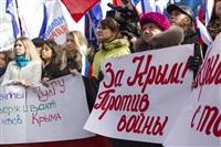 Митинг в Туле в поддержку Крыма, Фото: 13