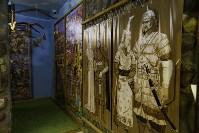 Монтаж экспозиции нового музея на Куликовом поле. Август 2016, Фото: 55