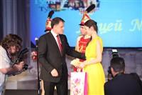 Владимир Груздев поздравил тульских выпускников-медалистов, Фото: 25