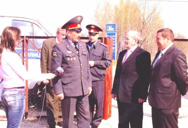 Н.М. Меркулов, Г.Г. Губрий, Ю.И. Козырев