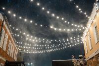 В Туле ночью бушевал буран, Фото: 70