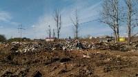 В Туле на берегу Тулицы обнаружен незаконный мусорный полигон, Фото: 17