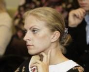 Денис Тихонов и Татьяна Лапаева на встрече с тульскими предпринимателями, Фото: 5