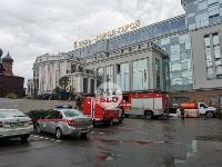 Пожар в «Гостинке»: что происходит на месте ЧП, Фото: 2