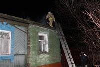 В поселке Октябрьский сгорел дом., Фото: 15