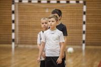 """Мастер-класс молодежки """"Арсенала"""" в Щёкино, Фото: 34"""