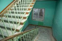 Дмитрий Миляев проверил, как идет ремонт вечерней школы на ул. Зорге, Фото: 12