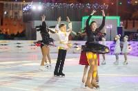 Туляки отметили Старый Новый год ледовым шоу, Фото: 16