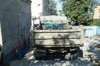 Субботник в Пролетарском округе Тулы, Фото: 92