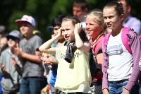 День защиты детей в ЦПКиО им. П.П. Белоусова: Фоторепортаж Myslo, Фото: 40
