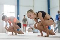 Тренировка гимнасток, Фото: 22