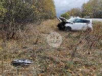 Двойное ДТП на трассе Тула - Новомосковск, Фото: 10