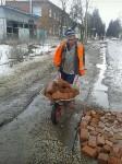 Самостоятельный ремонт дороги в Липках, Фото: 3