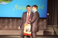 Владимир Груздев поздравил тульских выпускников-медалистов, Фото: 94