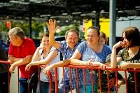 В Туле прошел фестиваль красок и летнего настроения, Фото: 115