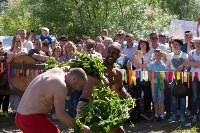 В Тульской области прошел фестиваль крапивы, Фото: 191