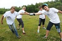 Чемпионат по Ultimate Frisbee в Новомосковске 22 июня, Фото: 17
