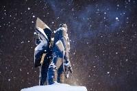 Вечерний снегопад в Туле, Фото: 2