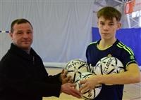 Турнир по мини-футболу среди школ-интернатов. 30 января 2014, Фото: 11