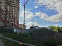 Захват земли застройщиком на Демонстрации, Фото: 2