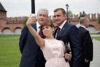 Мэр Москвы Сергей Собянин посетил Тульский кремль, Фото: 9
