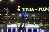 В Туле прошло шоу «летающих людей». Фоторепортаж, Фото: 60