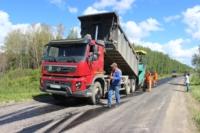 Строительство дороги Ясногорск-Ревякино. 26.06.2014, Фото: 9