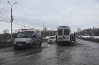 Потоп на ул. Рязанской и Восточном обводе, Фото: 35