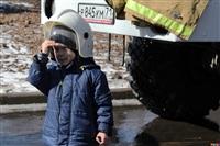 В Туле спасатели провели акцию «Дети без опасности», Фото: 41