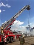 Пожар в Плавске, Фото: 6