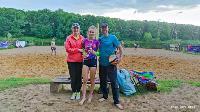 В Центральном парке Тулы прошло первенство области по пляжному волейболу среди девушек, Фото: 2