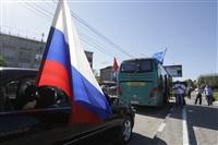 Тамбовский патриотический автопробег. 14 мая 2014, Фото: 23