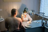 Экспресс-тест на covid-19, маски и социальная дистанция: В Туле первых призывников отправили в армию, Фото: 36