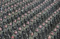 Репетиция Парада Победы в подмосковном Алабино, Фото: 88