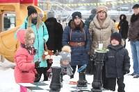 Как туляки провожали зиму на набережной Упы, Фото: 37