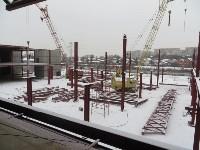 Что строят у Пролетарского моста?, Фото: 2
