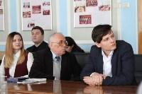 встреча молодых ученых и депутатов в День науки, Фото: 28
