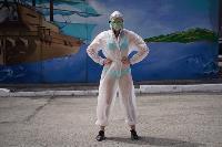 Самара поддержала тульскую медсестру флешмобом в купальниках, Фото: 1