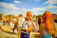 В Туле прошел фестиваль красок и летнего настроения, Фото: 123