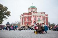 Средневековые маневры в Тульском кремле. 24 октября 2015, Фото: 107