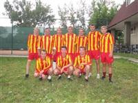 Фанаты тульского «Арсенала» сыграли в футбол с руководством клуба, Фото: 35